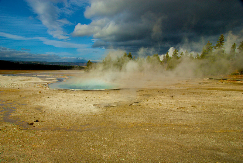 Geyser Basin 2