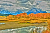 Fall at Grand Teton National Park
