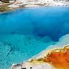 Hot pools of sulfur