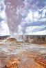 Upper Geyser Basin Eruptions