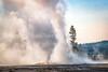 58. A Grand Geyser Eruption