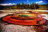 Chromatic Pool, Upper Geyser Basin