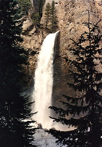 Roosevelt-Tower Falls