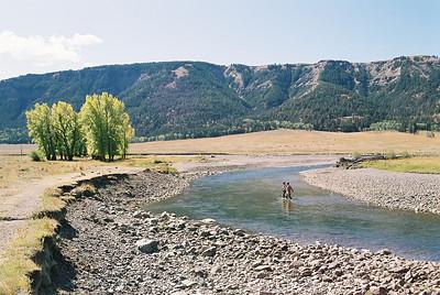 Lamar Valley.  September 2009