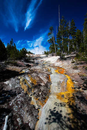Yellowstone Steams