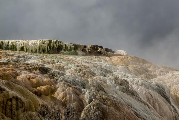 Mammoth Springs 1