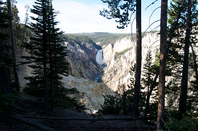 Upper falls, Yellowstone Grand Canyon