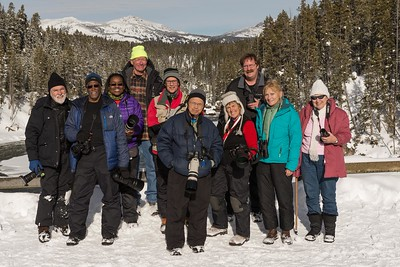 Jon Ingleman, Michael Kirkland, Andrea Jones, Scott Nagel, me, Cosmas Liu, Lin Craft, Mark Rasmussen, Judy Ingleman, and Helen Zenisek