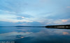 Lake Yellowstone West Thumb Dusk 09-2016