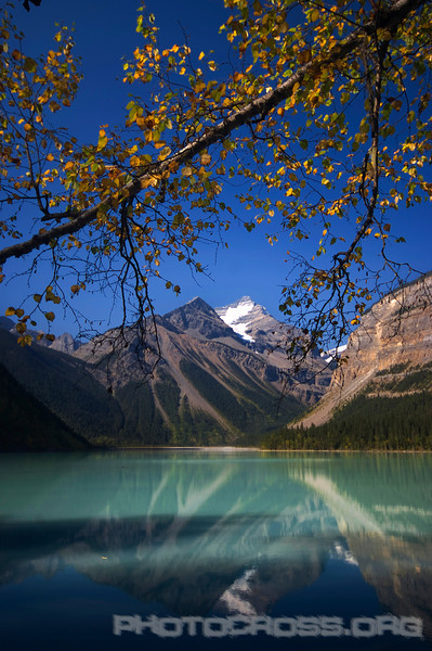 Yoho and Banff National Parks