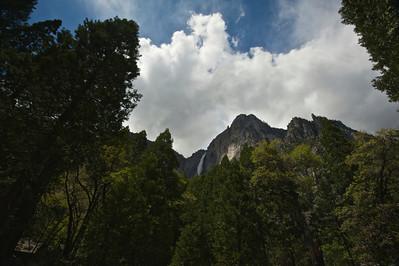 Upper Yosemite Falls - Spring '10