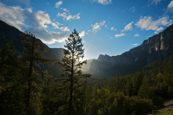 Tunnel View Sunrise - Spring '10