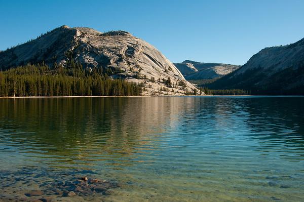 Yosemite and High Sierras
