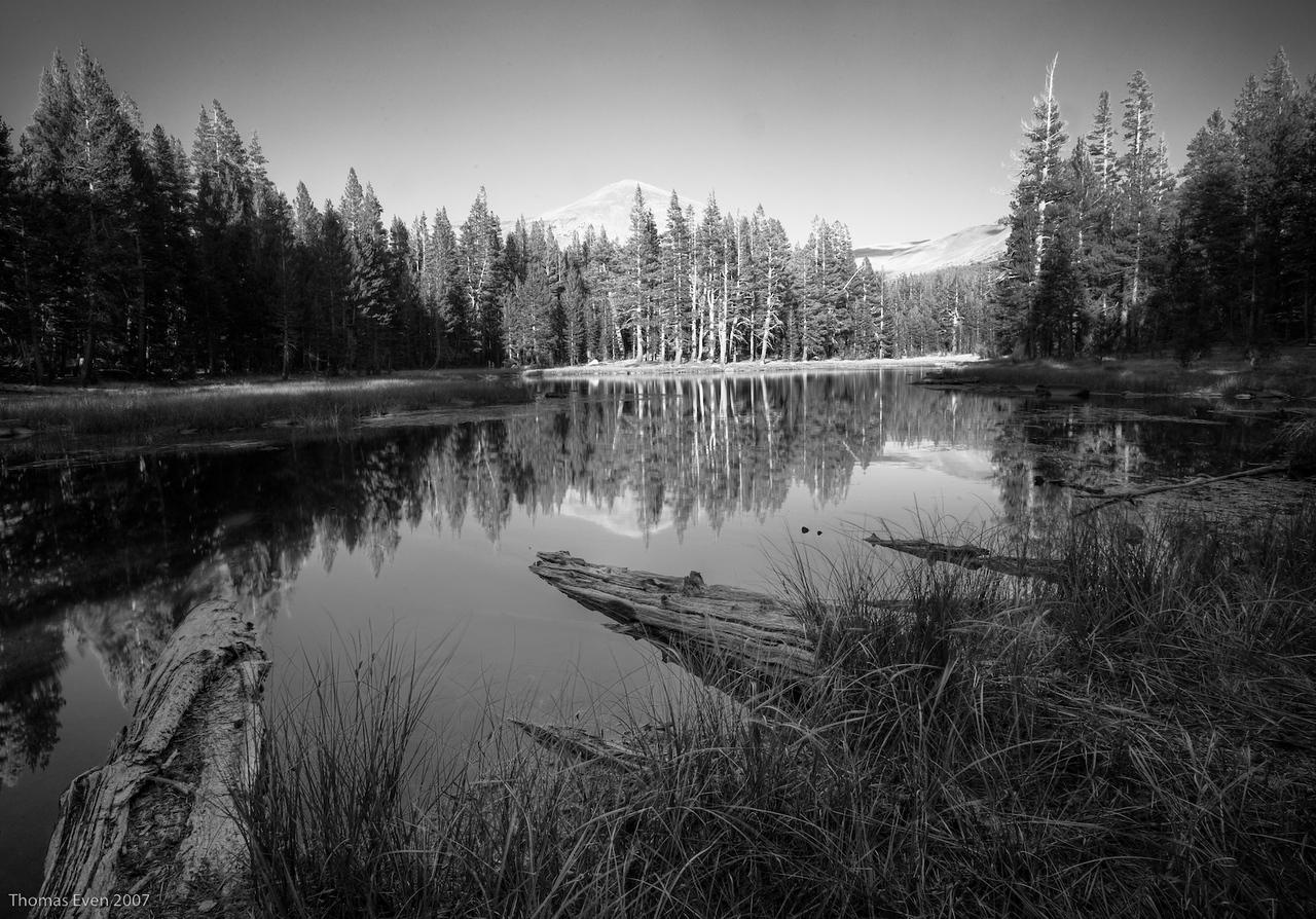 Yosemite_20070825_6789_90_91_HDR_B&W