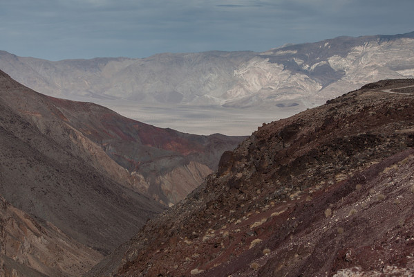 Death Valley National Park from Father Crowley Point