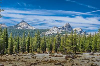 Yosemite High Sierra Camp Loop