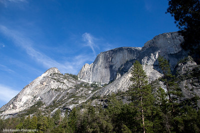 Yosemite Mirror Lake 2016