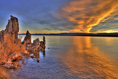 Mono Lake, California  2012