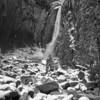 Lower Yosemite Falls February, 2011