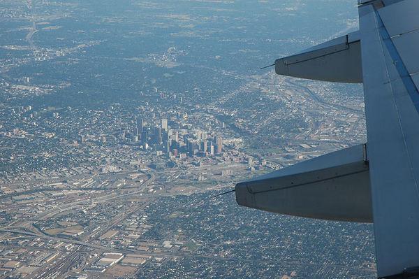 Flying out of Denver
