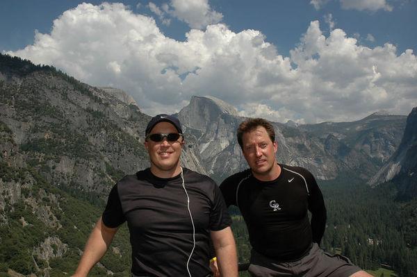 Jeff & Bobbie, annual pilgrimage
