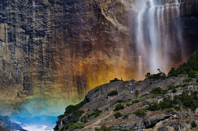 Yosemite Falls Rainbow_D3X9360v2
