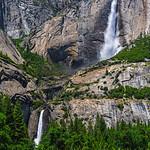 Yosemite_Falls-in-Summer-Yosemite-National-Park-Upper-Yosemite-Falls-Lower-Yosemite-Falls_DSC8828