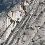 Layers of Granite.  Yosemite National Park
