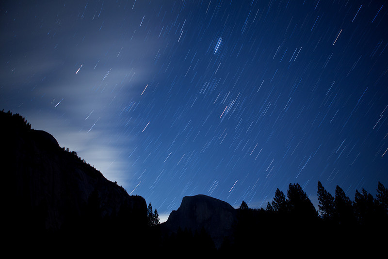Startrails over Half Dome_MG_2853
