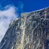 """""""Lip of Half Dome"""" in Yosemite National Park."""