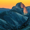 """""""Half Dome Sunset from Olmsted Point"""" Yosemite National Park, California"""