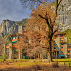 Around the the Ahwahnee Hotel