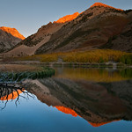 """Northlake at Sunrise""  Eastern Sierra's near Yosemite National Park"