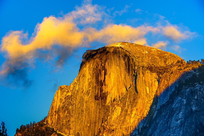 Half-Dome-Sunset-Spring-Yosemite-National-Park_D8X3384 PRINT 20x30