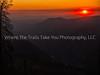 A Yosemite Summer Sunsset