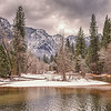 Yosemite is magical in the winter..