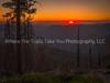 A Yosemite Sunset