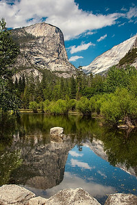 """Mirror Lake""Click here to order prints of this photo! Scenic Photo of the Day - Digitalimagecafe.com 6/06/2010"