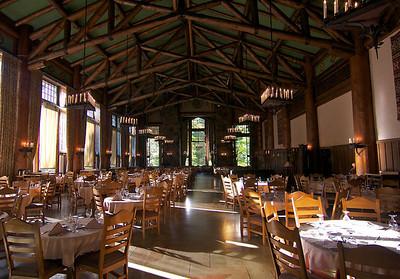 Ahwahnee Hotel Dining Room Yosemite National Park, CA