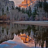 My favorite location in Yosemite...Late afternoon always bring a beautiful glow to half dome