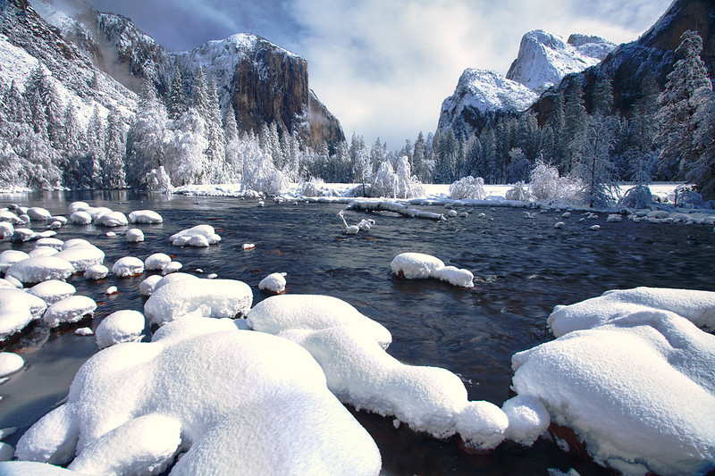 Valley View Winter