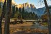 Autumn on Merced, Yosemite National Park
