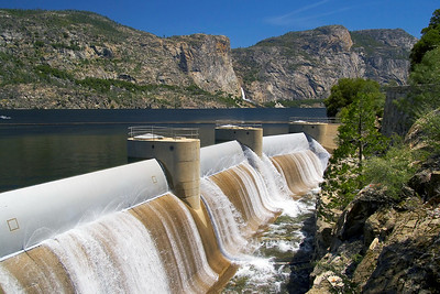 """Hetch Hetchy Reservoir"""