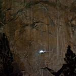 Night Climber on El Capitan.  1691