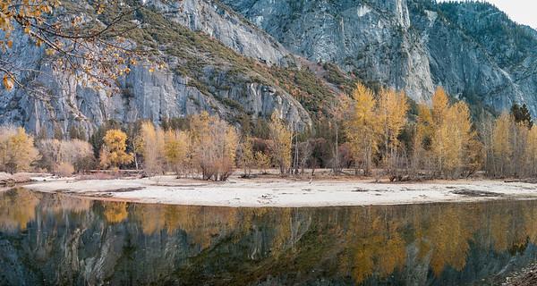 Yosemite November 2012