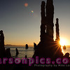 Tufa Sunrise at Mono Lake