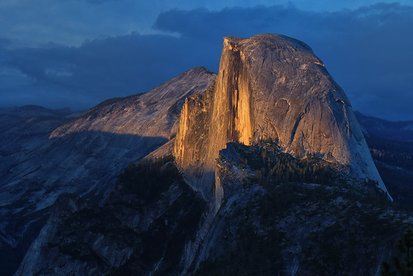 Yosemite, Sequoia & Kings Canyon National Parks