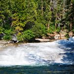 The slide into Emerald Pool.  Above Vernal Falls Yosemite.  DSC_6346