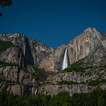 Stars-over-Yosemite-Falls-at-Night-Night-Photography-Upper-Yosemite-Falls-Lower-Yosemite-Falls_DSC0437-Long-Exposure-Waterfall