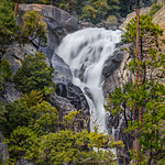 Upper_Casade-Falls-Yosemite-National-Park-Waterfall-Long-Exposure-green-Trees-Peaceful-Tranquil-Calm-soothing_D818259-California-Waterfall